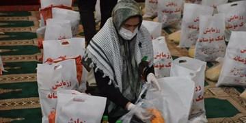 توزیع 276 هزار بسته معشیتی بین نیازمندان گلستان/ اقدامات بسیج در بخشهای مختلف داوطلبانه و رایگان است