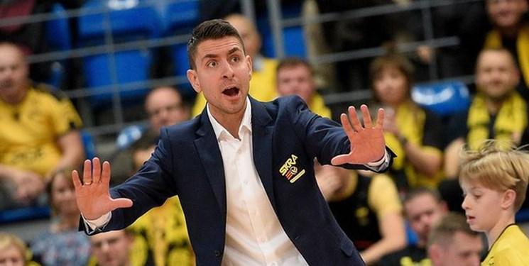 سرمربی والیبال اسکرابلچاتوف: هواداران سفرهای طولانی را نمیبینند/صعودمان قطعی نیست