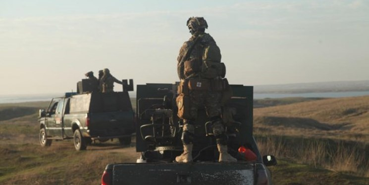 آغاز عملیات امنیتی گسترده در صحرای استان کربلا تا مرز استان الانبار عراق