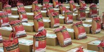 توزیع 1500 بسته معیشتی بین نیازمندان طالقانی