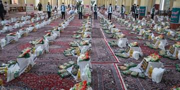 عکس |  آغاز رزمایش مواسات مومنانه در البرز