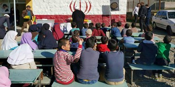 فعالیتهای فرهنگی قرارگاه آبادانی و پیشرفت سپاه عاشورا در روستاهای محروم