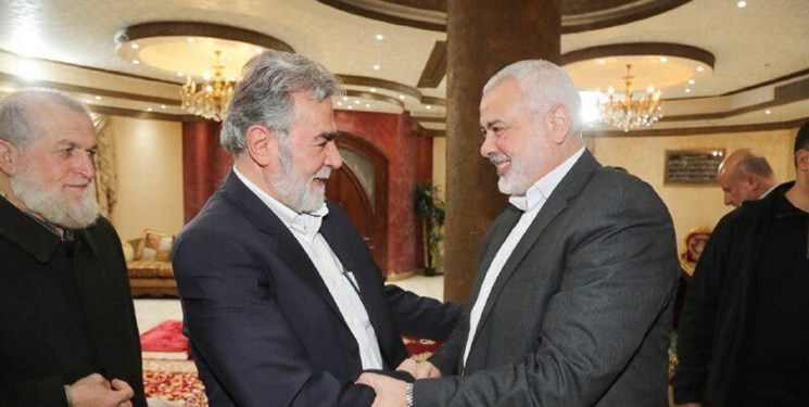 تاکید حماس و جهاد اسلامی بر پیشبرد برنامههای مقاومت در مقابله با توطئه آمریکایی-صهیونیستی