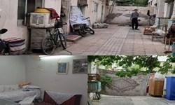 جذامیهای مشهد، در قرنطینه مشکلات بیش از ۵۰ ساله/ اهالی «وحید 8» دست به دامان دادستان شدند