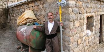 اجرای 883 کیلومتر شبکه لولهگذاری گاز در روستاهای صعبالعبور کردستان