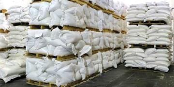 25 تن شکر احتکار شده در انبار یک واحد مسکونی در مرند