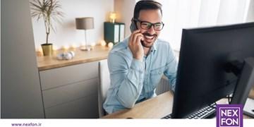 تلفن ثابت ابری جایگزینی حرفهای و ارزان برای دفاتر کار مجازی