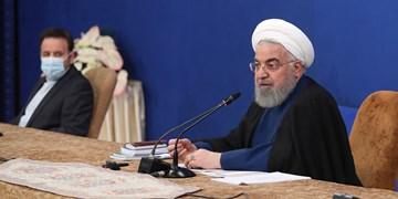 روحانی: صادرکننده ای که ارز را وارد بازار نکند خائن است/ سه ماه بیشتر فرصت ندارید