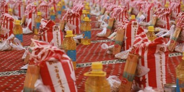 حمایت کانون تئاتر شهید چمران از خانواده ایتام در ماه مبارک رمضان