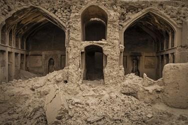 بخشهایی از این قلعه در سالهای اخیر به علت حوادث طبیعی نظیر بارشهای شدید ریزش کرده و تخریب شده است.