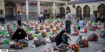 رئیس بسیج مداحان: هیأتیها بیش از ۶ میلیون سبد ارزاق میان نیازمندان توزیع کردند