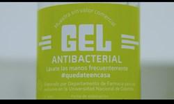 دانشگاه کلمبیا با تولید ژل ضد باکتریایی با کرونا مقابله میکند