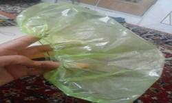 تولید کاور برای مدافعان سلامت به همت بسیجیان رفسنجان