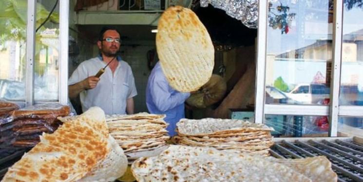 اعتراض جالب توجه نانوایان یاسوج به ارزان بودن قیمت نان+تصویر