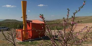 نصب 150 سامانه ضد تگرگ در باغ های آذربایجان شرقی