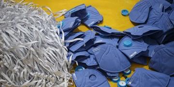 42کارگاه غیرمجاز تولید ماسک در ارومیه شناسایی و جمعآوری شد