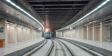 بهره برداری از پروژه قطار شهری تا پایان سال جاری
