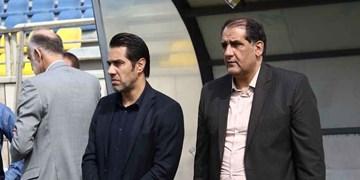 رسول پناه: 250هزار یورو از مطالبات برانکو تامین و فردا به حسابش مینشیند/جدایی پیروانی صحت ندارد