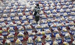رزمایش «کمک مؤمنانه» برای خانواده زندانیان/ ۱۴۰۰  بسته معیشتی توزیع میشود