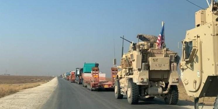گزارش سانا؛ آمریکا همچنان نفت سوریه را قاچاق میکند
