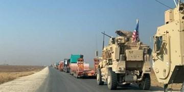 سومین کاروان آمریکا در عراق هدف قرار گرفت