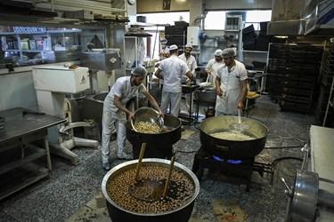 مرغوبترین زولبیا و بامیه را به شهرهای تهران و قم نسبت میدهند.