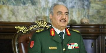 حفتر: ترکیه وحدت لیبی و ثبات منطقه را تهدید میکند