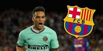 تخفیف 21 میلیون یورویی اینتر به بارسلونا برای فروش مارتینز