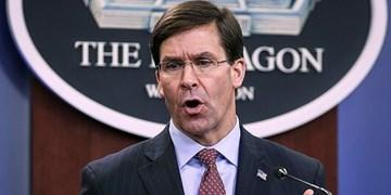 اسپر: از اقدامات تهاجمی ایران، کره شمالی، روسیه و چین ممانعت کردهایم