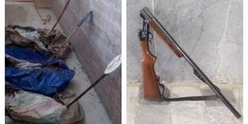 دستگیری و خلع سلاح شبانه متخلفین در پناهگاه حیات وحش زریوار مریوان