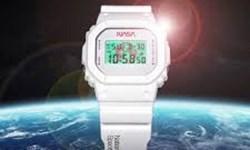 ساعت ویژه کاسیو با تم ناسا رونمایی شد