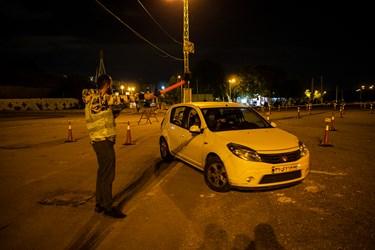 هدایت خودروها به مکانهای استقرار از پیش مشخص شده