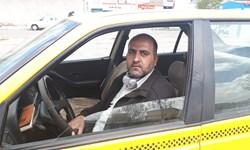 نذر یک راننده تاکسی؛ قبل از سوار شدن درخواست ماسک و دستکش نمایید!
