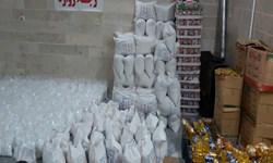 توزیع یک و نیم میلیارد ریال بسته معیشتی در شهر زواره