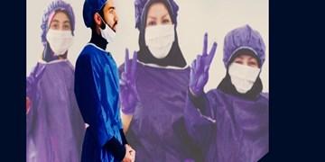 فیلم| پایگاه جهادگران علیه کرونا/ این کارها هیچ وقت فراموش نمیشود