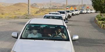 عکس| کمکهای «مؤمنانه» سپاه به «گافر» رسید