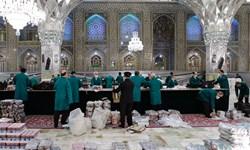 فیلم| تولیت آستان قدس رضوی: فعالیت خادمان در بارگاه منور رضوی تعطیلی ندارد
