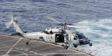 یک بالگرد نظامی نیروهای ناتو در غرب یونان ناپدید شد