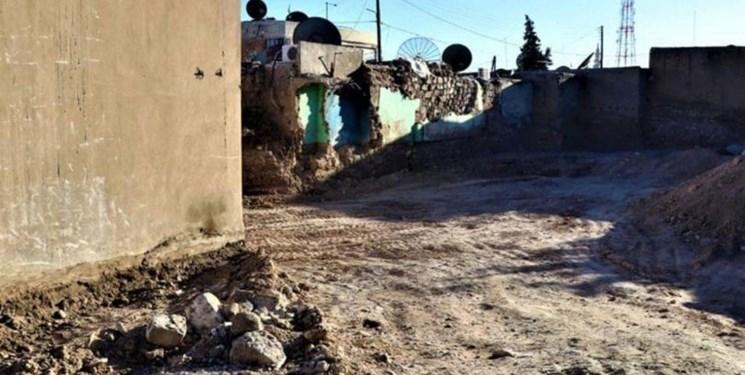 نیروهای ترکیه بیش از 30 غیرنظامی را در روستایی در شمال سوریه ربودند