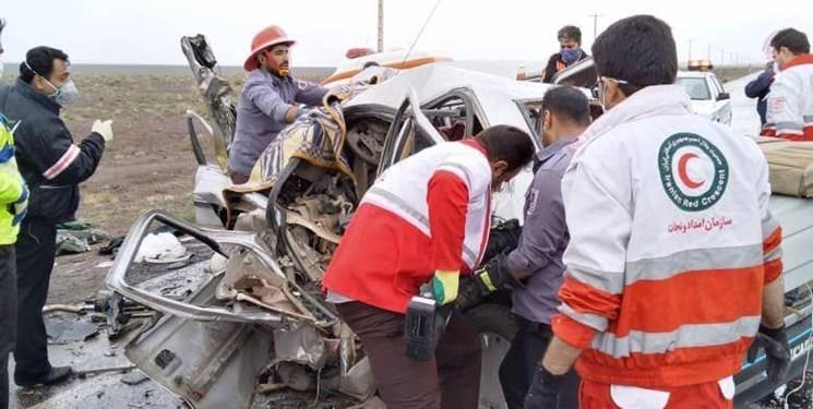 فوت ۱۴۹ نفر در تصادفات جادهای آذربایجانشرقی/ تصادفات در چه روزهای اتفاق میافتد؟