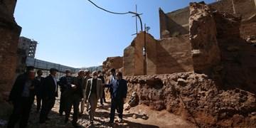 تسریع در اتمام پروژه مقبرةالشعرا با تزریق اعتبارات لازم از سوی دولت