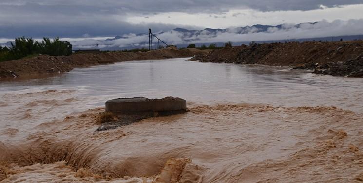 هشدار بالا آمدن آب رودخانهها در 7 استان/بارشها تا اینجا ۶ درصد کمتر از سال زراعی گذشته