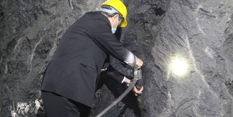 راهاندازی مجدد 2 معدن زغالسنگ به همت جوانان زرندی