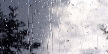رگبارهای پراکنده باران در نیمه جنوبی استان یزد
