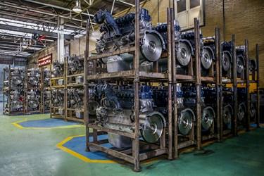 موتورهای دیزل 355 و 457 خودرو های تجاری ایدم /تبریز