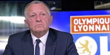 باشگاه لیون به خاطر ناتمام ماندن لیگ خواهان خسارت مالی شد