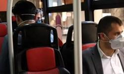 عرضه ماسک در ۶۰ پایانه و ایستگاه پر مسافر اتوبوس