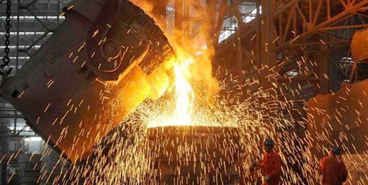 تولید فولاد خام طی فروردین ماه رشد یافت