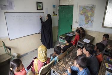 اردوی جهادی در روستاهای سنندج / دیواندره