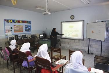 تدریس در روستاهای اراک